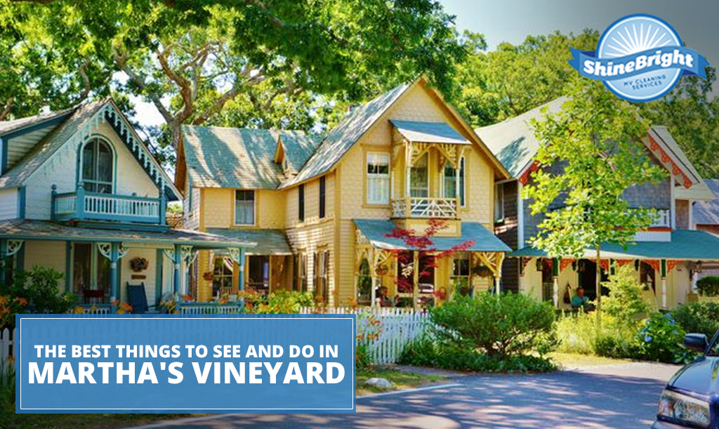The Best Things to See and Do in Martha's Vineyard