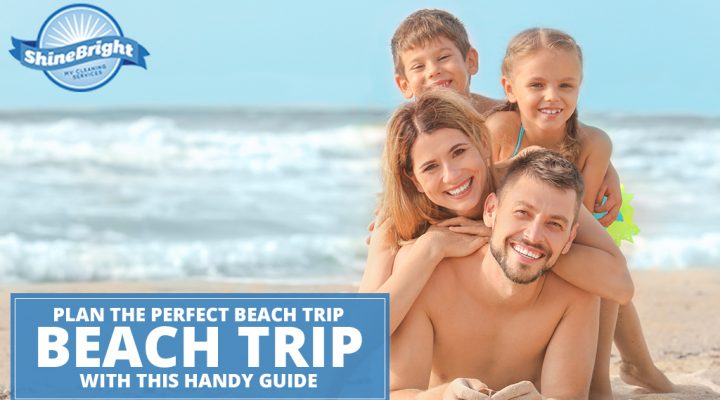 Plan the Perfect Beach Trip with this Handy Guide